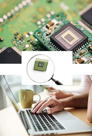 riparazione scheda madre computer