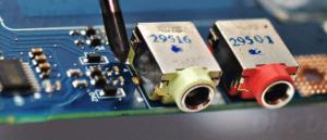 Assistenza spinotto audio notebook Supporto tecnico pc portatile