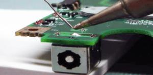 riparazione schede e circuiti pc hp