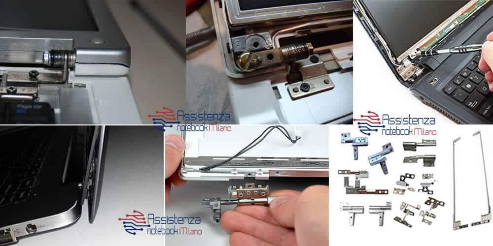 riparazione cerniere laptop Supporto tecnico pc portatile